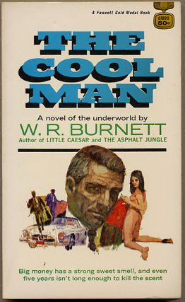 THE COOL MAN. Burnett