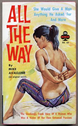 ALL THE WAY. Michael Avallone