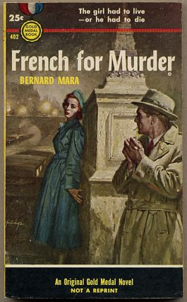 FRENCH FOR MURDER. Bernard Mara, Brian Moore