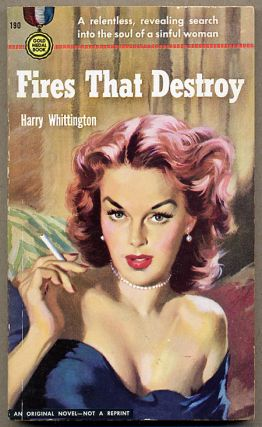 FIRES THAT DESTROY.