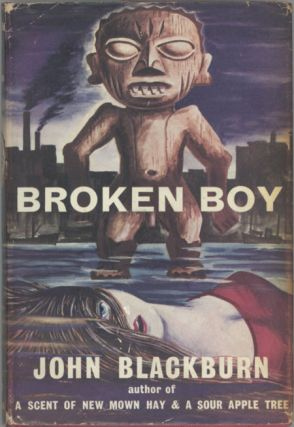 BROKEN BOY. John Blackburn
