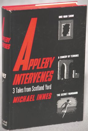 APPLEBY INTERVENES: THREE TALES FROM SCOTLAND YARD.