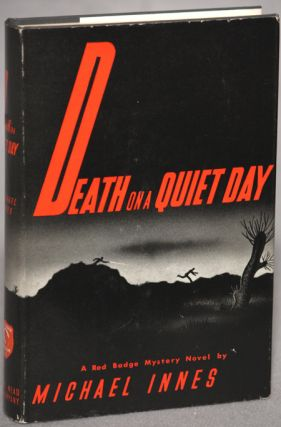 DEATH ON A QUIET DAY.