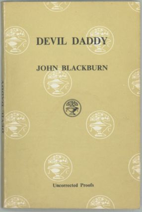 DEVIL DADDY. John Blackburn