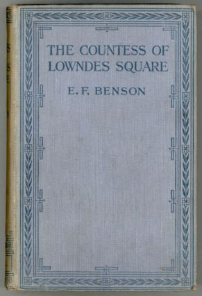 THE COUNTESS OF LOWNDES SQUARE AND OTHER STORIES.