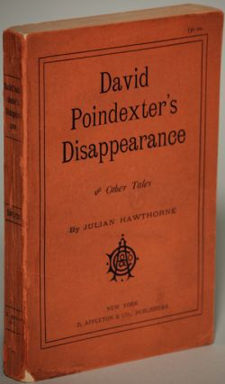 DAVID POINDEXTER'S DISAPPEARANCE AND OTHER TALES.