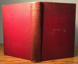 THE LIFE AND ADVENTURES OF GEORGE AUGUSTUS SALA WRITTEN BY HIMSELF ...