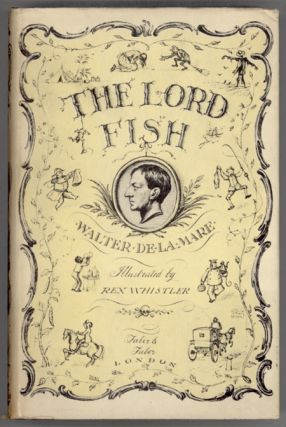 THE LORD FISH. Walter De la Mare