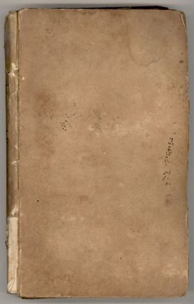 A VOYAGE TO THE MOON: WITH SOME ACCOUNT OF THE MANNERS AND CUSTOMS, SCIENCE AND PHILOSOPHY, OF THE PEOPLE OF MOROSOFIA, AND OTHER LUNARIANS. By Joseph Atterley [pseudonym] ...