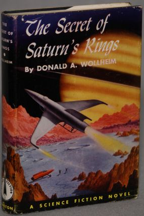 THE SECRET OF SATURN'S RINGS. Donald A. Wollheim