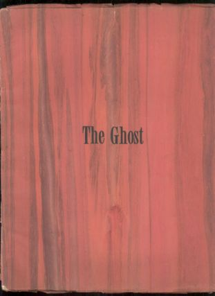 THE. Spring 1943 . GHOST, W. Paul Cook, number 1