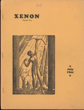 XENON. July 1944 ., Gordon Rouze, number 2 Volume 1