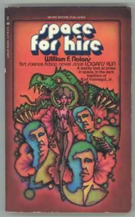 SPACE FOR HIRE. William F. Nolan