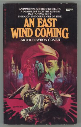 AN EAST WIND COMING. Cover, ron