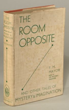 THE ROOM OPPOSITE AND OTHER TALES OF MYSTERY AND IMAGINATION. Mayor