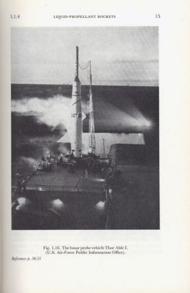 ROCKET PROPULSION ... Preface by Maurice Roy ... Introduction by Theodore von Kármán ...