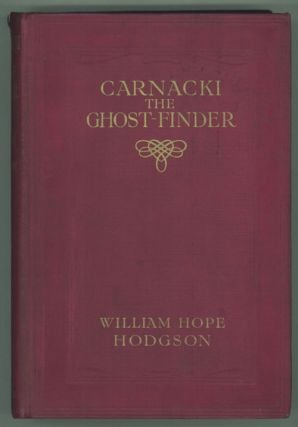 CARNACKI THE GHOST-FINDER ...