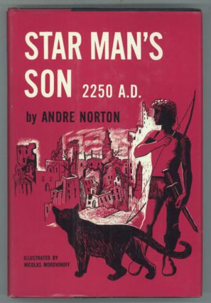 STAR MAN'S SON 2250 A.D.