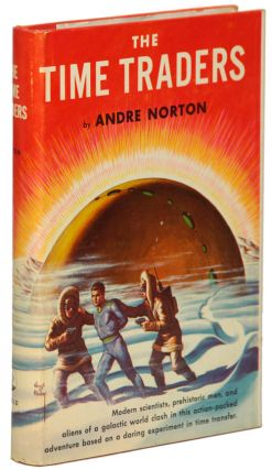THE TIME TRADERS. Andre Norton.