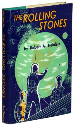 THE ROLLING STONES. Robert A. Heinlein