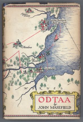 ODTAA: A NOVEL. John Masefield, Edward