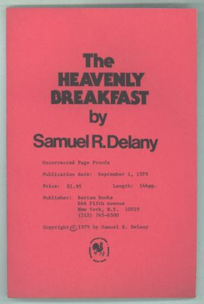 HEAVENLY BREAKFAST. Samuel R. Delany