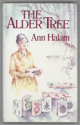 "THE ALDER TREE [by] Ann Halam [pseudonym]. Gwyneth Jones, ""Ann Halam."""