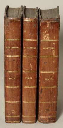 SALATHIEL. A STORY OF THE PAST, THE PRESENT, AND THE FUTURE. In Three Volumes ...