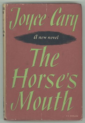 THE HORSE'S MOUTH.