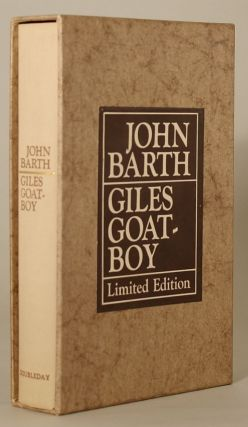 GILES GOAT-BOY OR, THE REVISED NEW SYLLABUS. John Barth