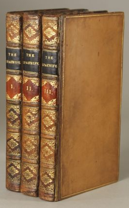"""THE SPAEWIFE; A TALE OF THE SCOTTISH CHRONICLES. By the Author of """"Annals of the Parish,"""" """"Ringan Gilhaize,"""" &c. ..."""