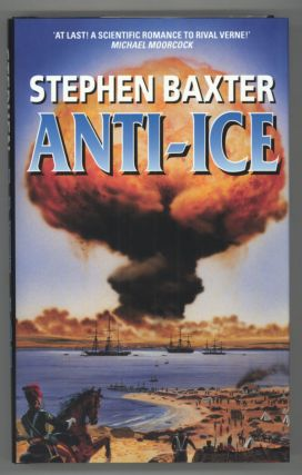 ANTI-ICE. Stephen Baxter