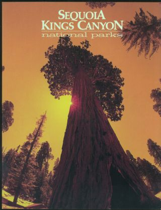 Sequoia Kings Canyon National Parks. Designed, written, and edited by Randy Collings. RANDY COLLINGS