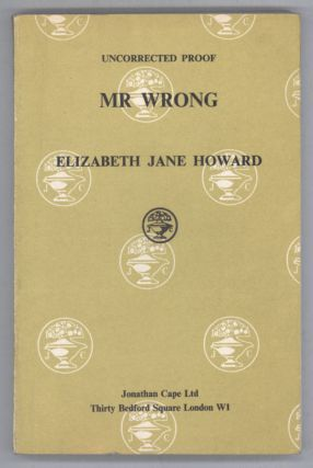 MR WRONG. Elizabeth Jane Howard