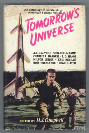 TOMORROW'S UNIVERSE: A SCIENCE FICTION ANTHOLOGY. Campbell, J