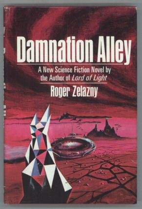 DAMNATION ALLEY. Roger Zelazny