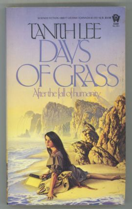 DAYS OF GRASS. Tanith Lee