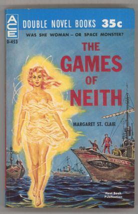 THE GAMES OF NEITH. Margaret St. Clair