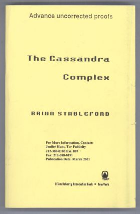 THE CASSANDRA COMPLEX. Brian M. Stableford
