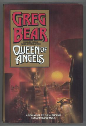 QUEEN OF ANGELS. Greg Bear