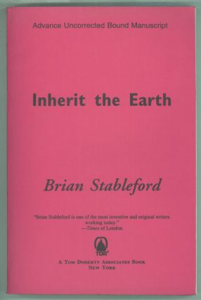 INHERIT THE EARTH. Brian M. Stableford