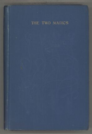 THE TWO MAGICS: THE TURN OF THE SCREW, COVERING END.