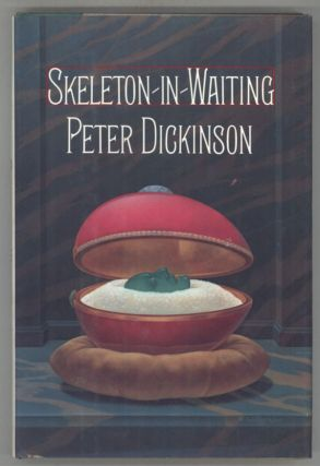 SKELETON-IN-WAITING. Peter Dickinson