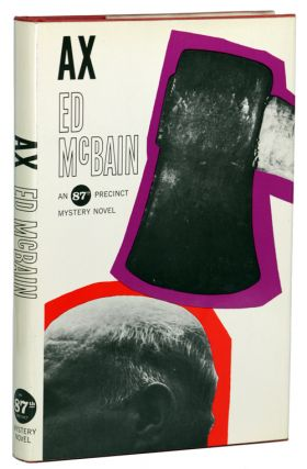 "AX. Evan Hunter, ""Ed McBain."""