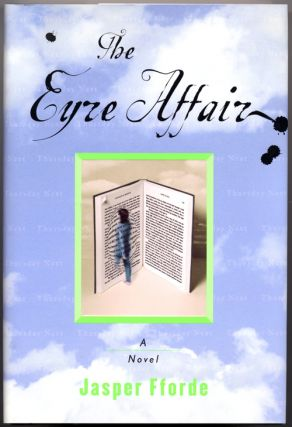 THE EYRE AFFAIR. Jasper Fforde.