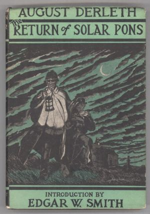 THE RETURN OF SOLAR PONS. August Derleth