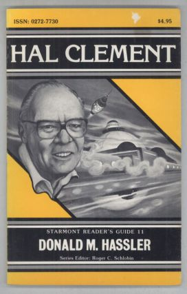 HAL CLEMENT. Hal Clement, Harry Clement Stubbs