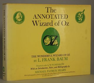THE ANNOTATED WIZARD OF OZ. THE WONDERFUL WIZARD OF OZ ... With an Introduction, Notes, and...