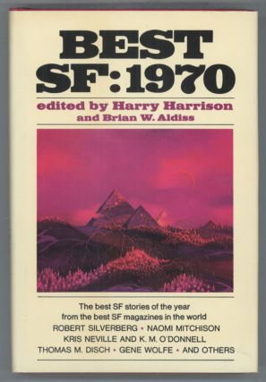 BEST SF: 1970. Harry Harrison, Brian W. Aldiss