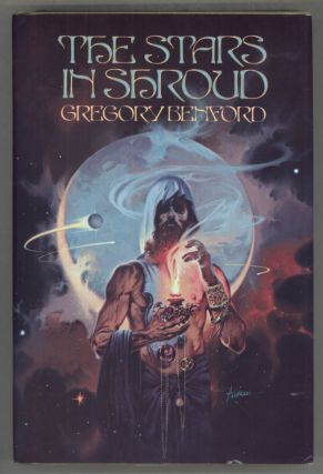 THE STARS IN SHROUD. Gregory Benford